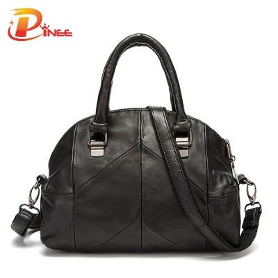 New Designer Shell Women Messenger Bags Genuine Leather High Quality Vintage Handbags