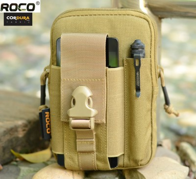 Mens Military Waist Packs MOLLE Military 5 Mobile Phone Waterproof Cordura Nylon Combat Wallet Pocket Organizer