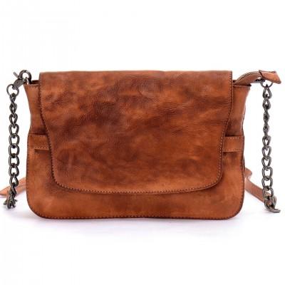 2017 Time-limited Flap Handbag Designer Vintage Real Leather Womens Chain Big Bags Brief Messenger Bag Cross-body Shoulder