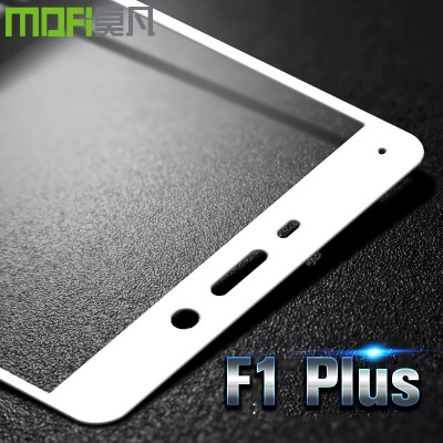 MOFi Case for oppo f1 plus tempered glass full cover glass  MOFi original oppo f1 plus mobile glass oppo r9 screen protector white