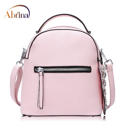 PU Leather Mini Backpacks Women Small backpack