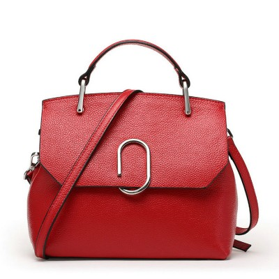 New 2017 Women Messenger Bags Genuine Leather Shell Fashion Handbag Women Wedding Shoulder Crossbody Bag 4 Color