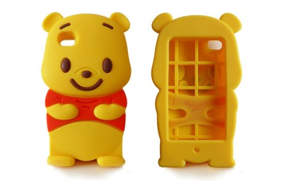 Bear Phone Case Bear 3D Cartoon Soft Silicone Case for Samsung Cartoon Phone Cases Personalised Phone Case Funny Phone Cases Cute Phone Cases Bear Case