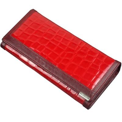 new fashion women wallet Leather brand wallets women wholesale Crocodile design purse