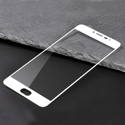 Meizu m3 note glass mofi original tempered glass 2.5d 9H m3 note white edge full cover guard film screen protector 5.5 inch