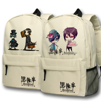 Cosplay Bag Anime Black Butler Cosplay backpack Anime Two Elementary Elementary Junior High School Student Bag Girls Shoulder Bag Backpacker