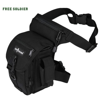 Waist Packs for Hiking FREE SOLDIER outdoor sports 1000D Nylon bag tactical Waist Pack for camping hiking climbing men's military  waist leg bag Best Hiking Bags online