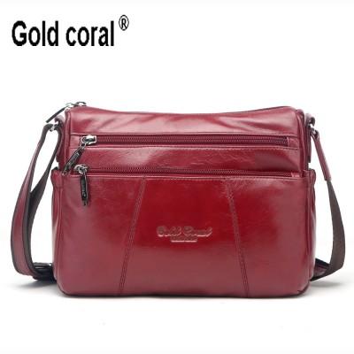 2015 hot famous brand genuine leather ladies bags female shopping shoulder bags for women handbag casual women's messenger bags
