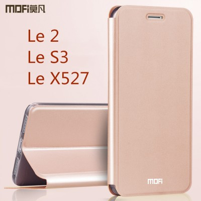 Le S3 case le X527 case le 2 pro case cover flip stand holder PU leather capa coque funda le X620 leEco 2 letv 2 pro cover 5.5""