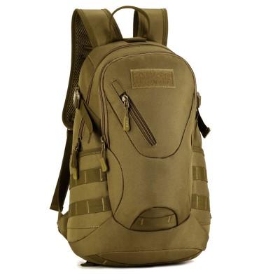 Waterproof 3D Military Tactics Backpack Rucksack Bag 20L for Hike Trek Camouflage Travel Backpack X67
