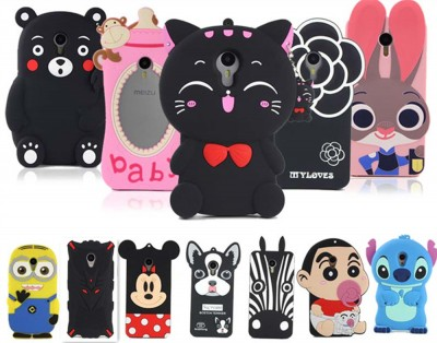 Meizu m3 note Case Cover 3d stereo cartoon rabbit protective Soft Cover Phone Case For Meizu m3 note Back Cover Case (5.5 inch) Phone Cases For meizu