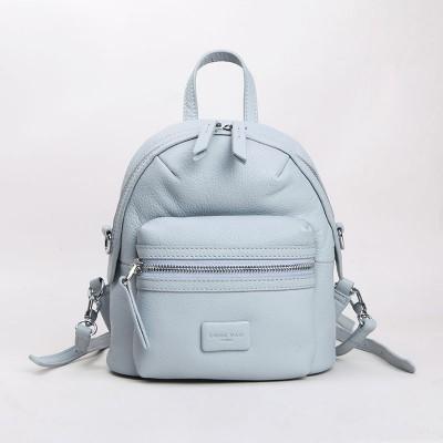 Brand fashion women backpack  mini genuine leather women bag fashion backpack