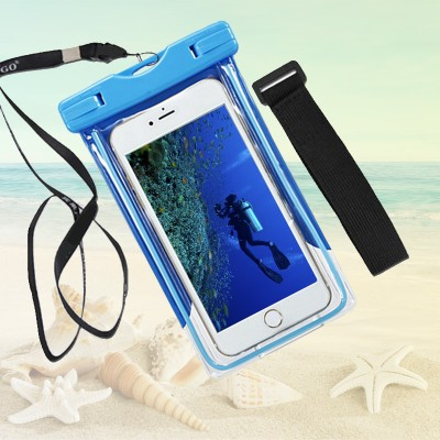 Waterproof Cell Phone Pouch Underwater Waterproof Cell Phone Pouch Case For Asus zenfone 2 ze551ml max zc550kl 5 Water proof Diving Mobile Dry Pocket Cover