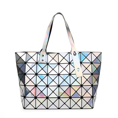 2017 Hot Sale Women Bags BAOBAO Sequins Folding Handbags Fashion Women Shoulder Bags Tote