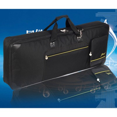 Wholesale professional Portable durable 61 key keyboard electric organ piano package bags soft cases gig cover waterproof black