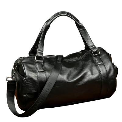 new style men travel bag leather casual men handbag vintage men messenger bag duffel bag PT816