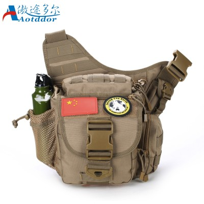 multifunction men military belt waist bag universal camera bag pockets kettle single shoulder crossbody bag messenger Waist Pack
