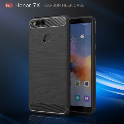 For Cover Huawei Honor 7X Case Silicone Shockproof Soft Rubber Phone Case for Huawei Honor 7X Cover for Huawei Honor 7X