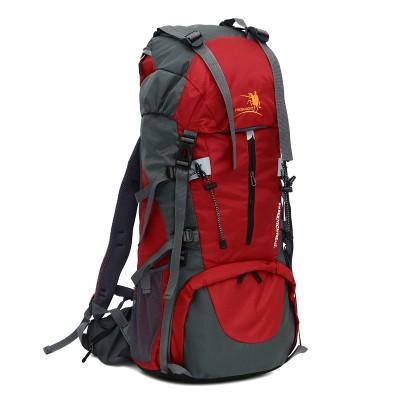 lightweight hiking backpack 65L+5L Ultra-large Capacity Outdoors Nylon Waterproof Backpack High Grade Bag Hiking Backpack Camping Backpacks waterproof hiking backpack
