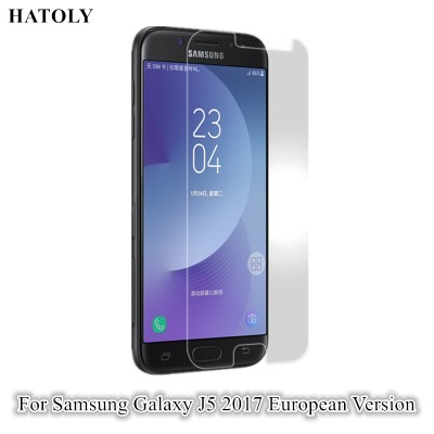 For Glass Samsung Galaxy J5 2017 Tempered Glass for Samsung Galaxy J5 2017 Screen Protector for Samsung J5 2017 J530 Film