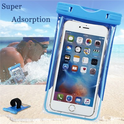 Hot Clear Waterproof Pouch Cell Phone For Xiaomi mi5 mi4 mi 5 4 Case Cover Diving Camera Dry Bag Mobile Waterproof Bags Pouchs