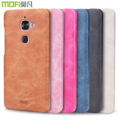 le 2 case Le S3 case Le X527 cover le 2 pro case MOFi original LeEco letv X620 X527 back cover hard PU leather capa coque 5.5""