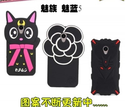 Meizu m5 case Meizu m5 mini case Cover 3D Cartoon megatron cat Silicone case for Meizu m5 mini cute fashion Soft Phone Cases For meizu