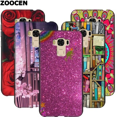 ZOOCEN cover for ASUS Zenfone 3 max Soft Slim Silicone Case for ASUS Zenfone 3 max Zc553kl Flip Cover Rubber ZC553KL TPU Back
