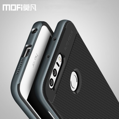 Huawei Honor 8 Case Silicone Huawei Honor 8 Cover Back mofi antiknock sockproof back cover ultra thin silicon coque