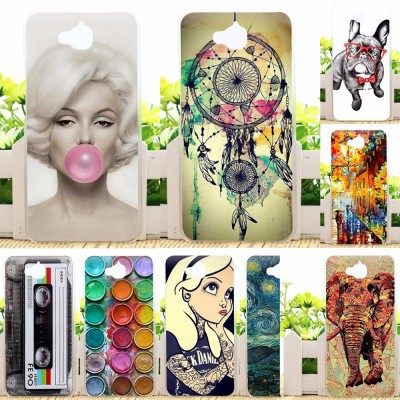 Huawei Honor 4C Pro Case Cool Fashion Soft Silicone TPU Back Cover Phone Case For Huawei Honor 4C Pro