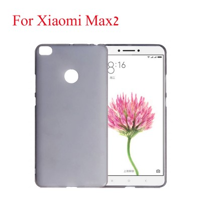 Phone Cases For xiaomi mi max 2 Simple Fashion Cases For Xiaomi Max2 TPU Transparent Soft Case Mobile Phone Cover