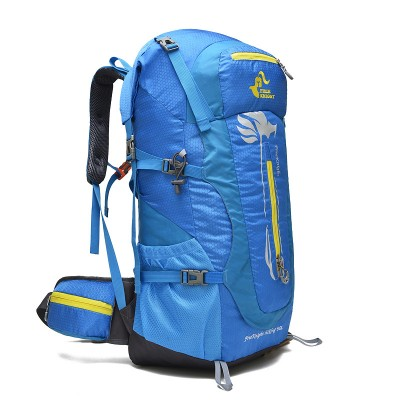 lightweight hiking backpack Free Knight 50L Sport Bags Hiking Backpack Waterproof Nylon Women Men Big Capacity Outdoor Mountaineering Travel Backpacks Bag waterproof hiking backpack