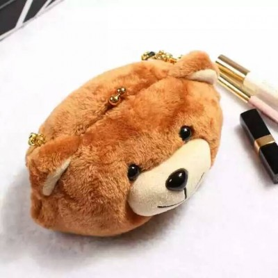 2015 bear cartoon shoulder bag 20cm