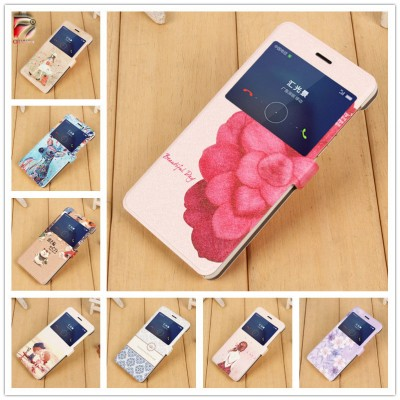 Huawei Honor 6X Case Landscape Magnetic PU Leather Flip Case For Huawei Honor 6X Cover Phone Cases For Huawei GR5