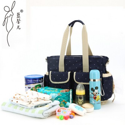 Baby Carriage Bag Diapers Bags Mother Nappy Bag Mother Handbag