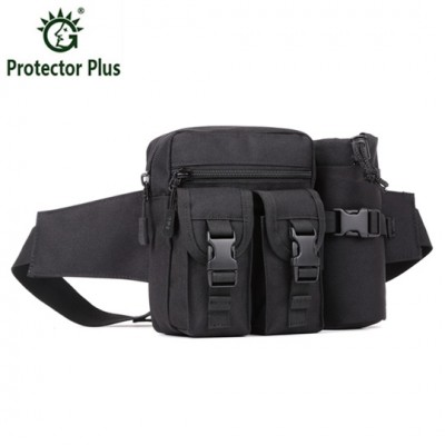 Waist Packs for Hiking Men Travel Pocket Hike Climb Belt Water Bottle Travel Waist Pack Molle Woodland Sustainment Lightweight Waist Bag Best Hiking Bags online