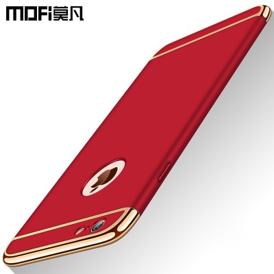 MOFI Case for iPhone6 case for iphone 6 cover for iphone 6s plus case hard protection MOFi for iPhone 6s case cover plus red cases