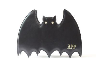 Princess Gothic lolita bag Japanese fashion AP new bat shoulder Shoulder Messenger Bag casual Street hot models b001