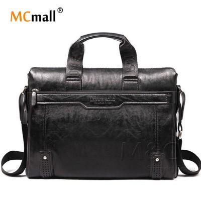 2017 New Genuine Leather Bag For Men Briefcase Handbag Men ...