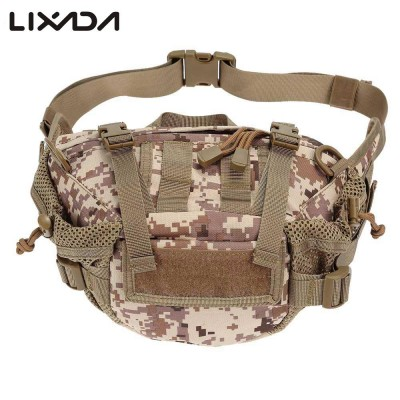 Waist Packs for Hiking Hip Pack Tactical Waist Packs Versatile Waist Bag Pack BELT BAG Hiking Climbing Outdoor Bum Bag Military Pack Best Hiking Bags online