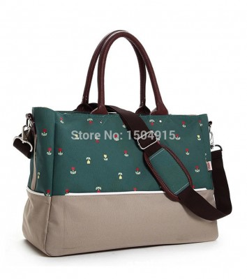 Good Quality Brand Mother Diaper Bag For Mom Messenger Tote Hobos Multifunction Waterproof Maternity Bag For Bebe Baby Nappy Bag