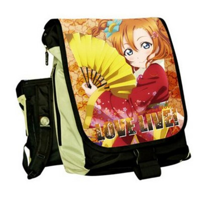 Cosplay Bag LoveLive Cosplay Backpack High Quality Fashion Love Live School Bag Shoulders Laptop Bags Rucksack