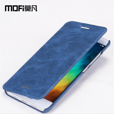 MOFi Case for xiaomi mi5 case xiomi mi5 pro prime case cover flip case xiaomi mi 5 cover MOFi original leather hard back coque luxury