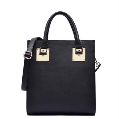 Famous Brand Luxury Handbags 2017 Women Single Shoulder Bag Fashion High Quality Ladies Leather Portable Pochette Big Black Bags