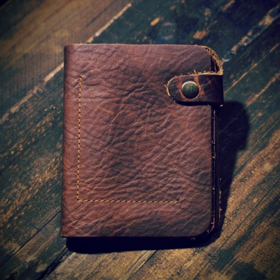 High Quality Men Real Genuine Leather Wallet Vintage Crazy Horse Leather Short Purse Card Holder Pouch Carteira Masculina