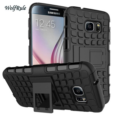 Cell Phone Case For Samsung Galaxy S7 Cover G9300 Shockproof Silicon &Plastic Phone Holder Case For Samsung Galaxy S7 Case For Samsung S7