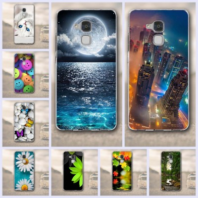 Huawei Honor 5C / 7 Lite Capa Case 3D TPU Soft Shell for Huawei Honor 5C / 7 Lite Phone Case Back Cover Phone Cases for Huawei Honor 5C / 7 Lite Capa Protector