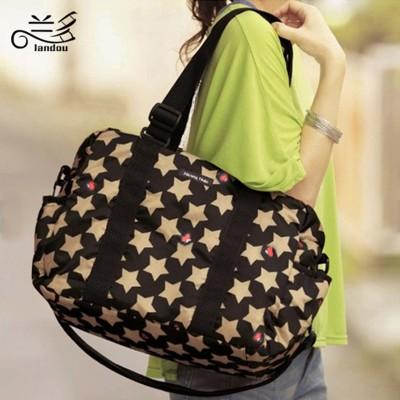 Multifunctional infanticipate bag nappy bag large capacity travel bag casual bag nappy