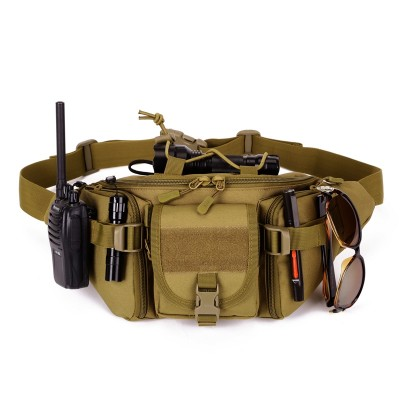 Waist Packs for Hiking Hiking Pack Waist Packs Waterproof Camping Waist Bag Fanny Pack BELT BAG Molle Outdoor Military Hunting Bumbag Best Hiking Bags online