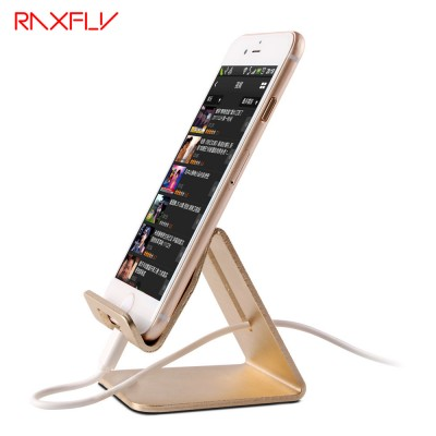 Universal Aluminum Metal Phone Stand Holder For iPhone 6 S 7 Plus For Samsung S8 Tablet Desk Holder Stand For Smart Watch